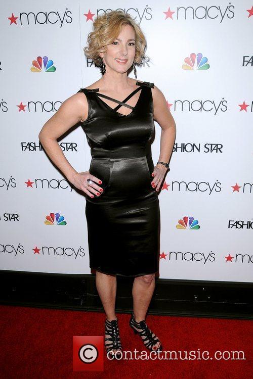 Lisa Vian Hunter  at the 'Fashion Star'...