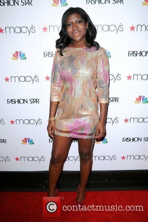 Nicole M. Christie  at the 'Fashion Star'...