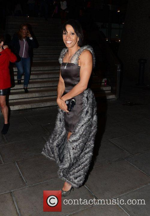 Dame Kelly Holmes The UK film premiere of...