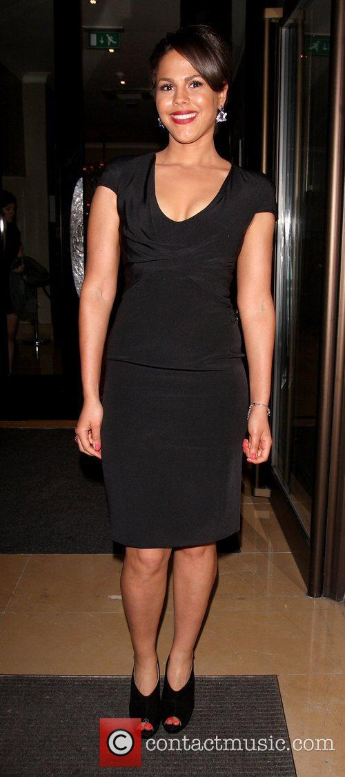 lenora crichlow at the screening of fast 3913820