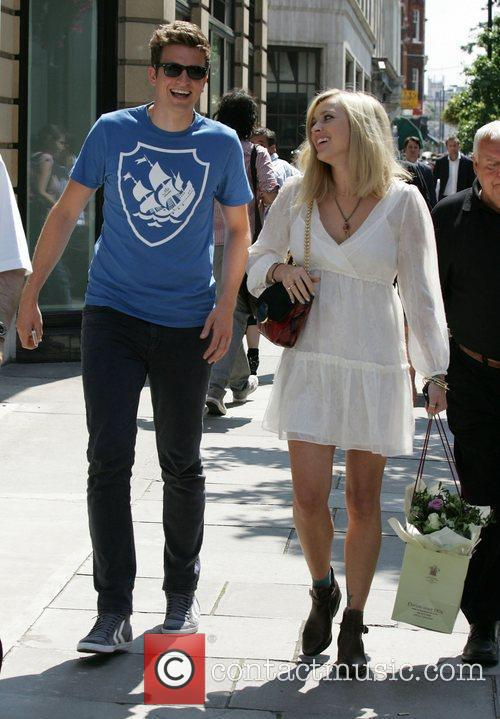 Fearne Cotton and Greg James 8