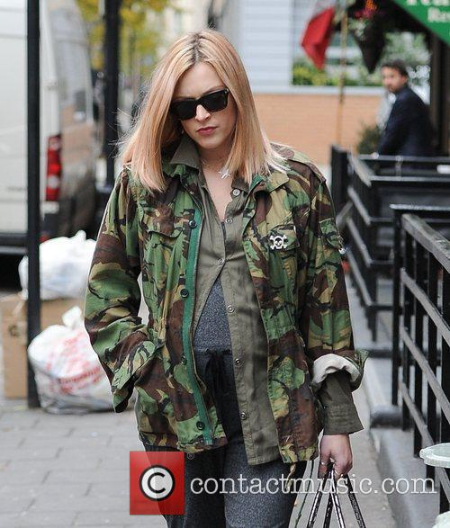fearne cotton seen arriving at bbc radio 4174772