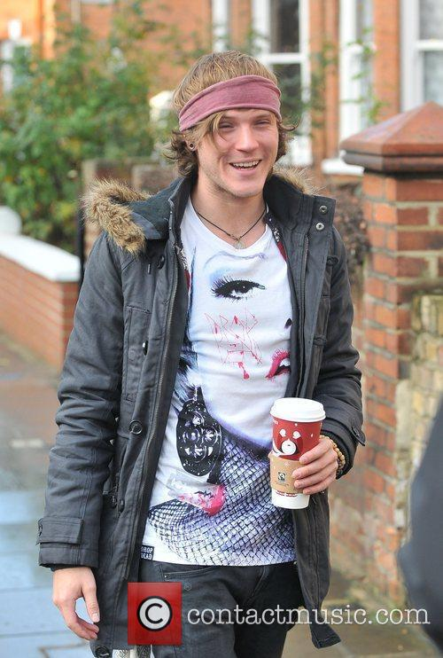 Dougie Poynter and Mcfly 6
