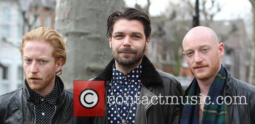 Simon Neil, James Johnston, Ben Johnston and Biffy Clyro 1