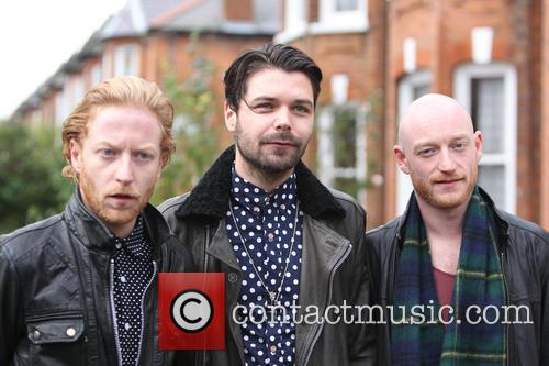 Simon Neil, James Johnston, Ben Johnston and Biffy Clyro 6