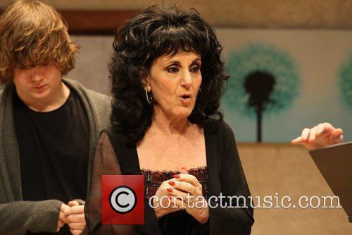 Lesley Joseph  Birds of a Feather stage...