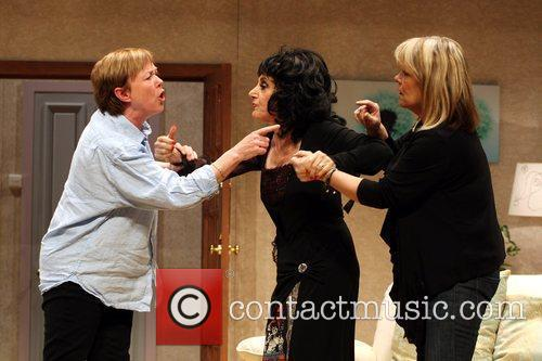 Pauline Quirke, Lesley Joseph and Linda Robson 2