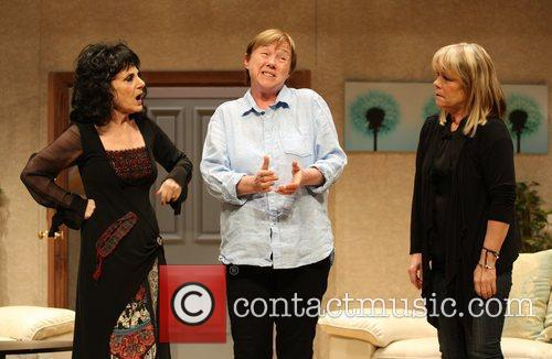 Pauline Quirke, Lesley Joseph and Linda Robson 3