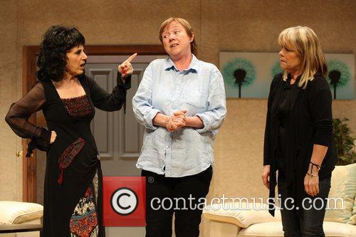 Pauline Quirke, Lesley Joseph and Linda Robson 5