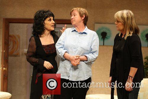 Pauline Quirke, Lesley Joseph and Linda Robson 7
