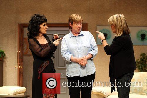 Pauline Quirke, Lesley Joseph and Linda Robson 8