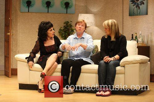 Pauline Quirke, Lesley Joseph and Linda Robson 11