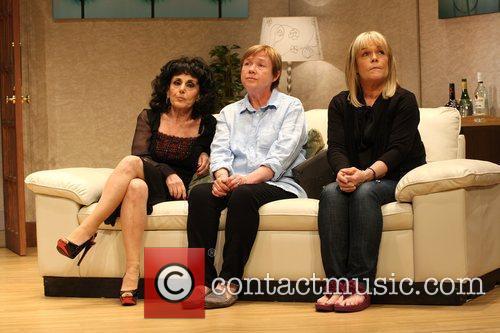 Pauline Quirke, Lesley Joseph and Linda Robson 13