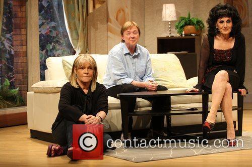 Pauline Quirke, Lesley Joseph and Linda Robson 16