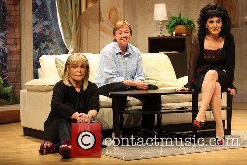 Pauline Quirke, Lesley Joseph and Linda Robson 17