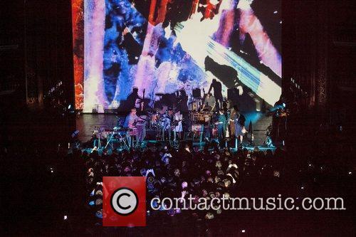 Feist performing live at Coliseu dos Recreios Lisbon,...