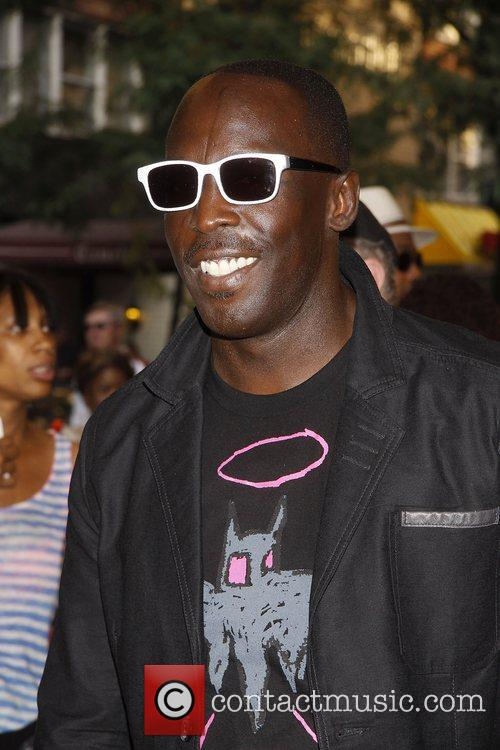Michael K. Williams attends the Broadway return of...