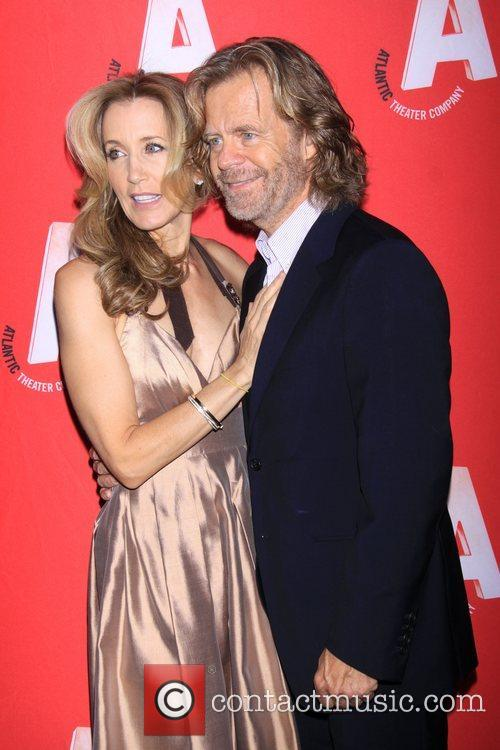 Felicity Huffman, William H. Macy, Atlantic Theater Company Linda, Gross Theater Grand Reopening and New York City 11