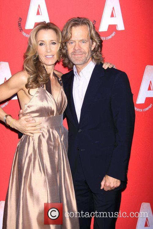 Felicity Huffman, William H. Macy, Atlantic Theater Company Linda, Gross Theater Grand Reopening and New York City 9