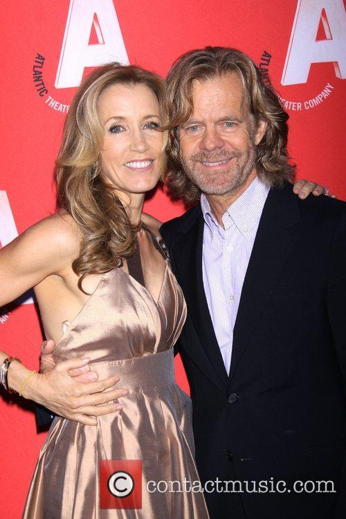 Felicity Huffman, William H. Macy, Atlantic Theater Company Linda, Gross Theater Grand Reopening and New York City 3
