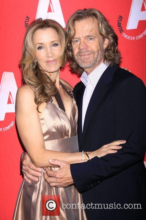 Felicity Huffman, William H. Macy, Atlantic Theater Company Linda, Gross Theater Grand Reopening and New York City 1