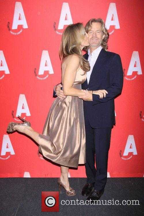 Felicity Huffman, William H. Macy, Atlantic Theater Company Linda, Gross Theater Grand Reopening and New York City 7