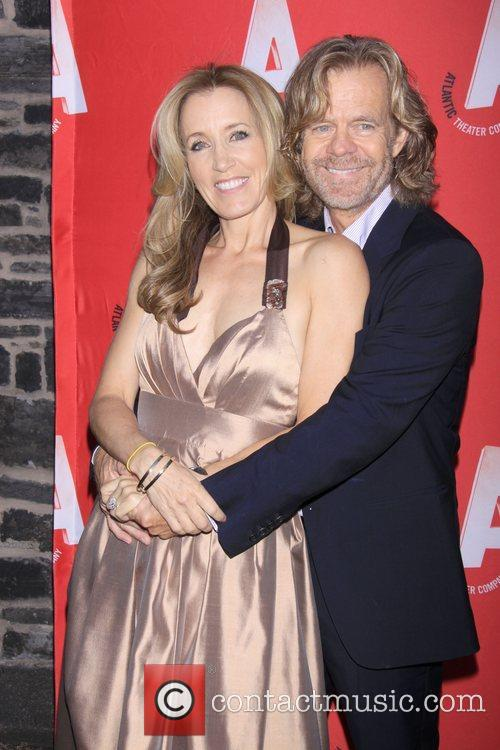 Felicity Huffman, William H. Macy, Atlantic Theater Company Linda, Gross Theater Grand Reopening, New York City