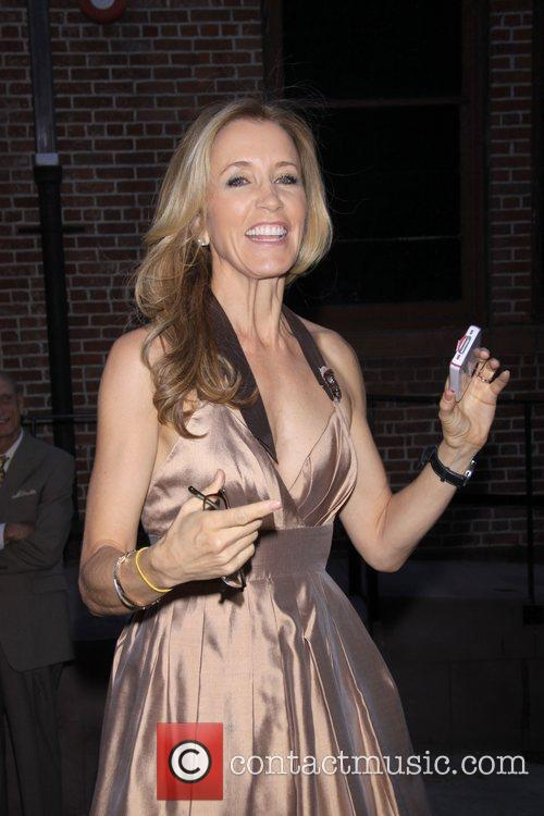 Felicity Huffman, Atlantic Theater Company Linda, Gross Theater Grand Reopening and New York City 10