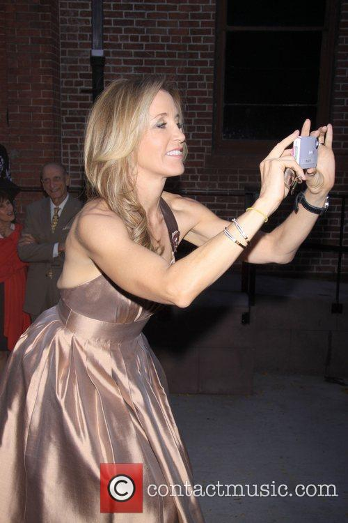 Felicity Huffman, Atlantic Theater Company Linda, Gross Theater Grand Reopening and New York City 7