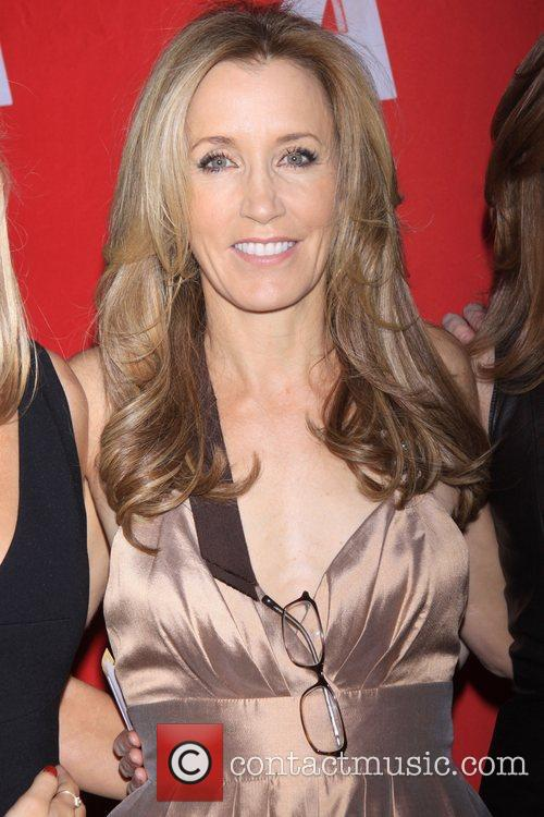 Felicity Huffman, Atlantic Theater Company Linda, Gross Theater Grand Reopening and New York City 1
