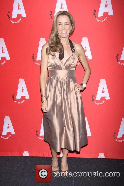 Felicity Huffman, Atlantic Theater Company Linda, Gross Theater Grand Reopening and New York City 6