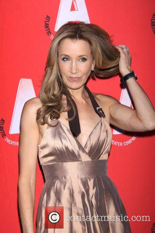 Felicity Huffman, Atlantic Theater Company Linda, Gross Theater Grand Reopening and New York City 2