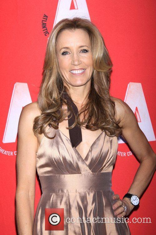 Felicity Huffman, Atlantic Theater Company Linda, Gross Theater Grand Reopening and New York City 5