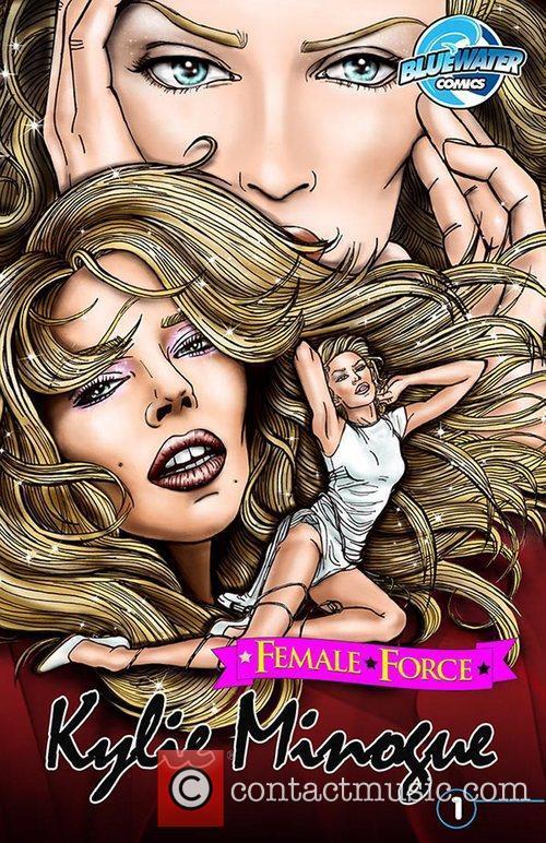 Pop Icon and Breast Cancer Survivor Kylie Minogue's...