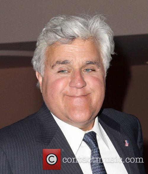 Jay Leno Feminist Majority's 25th & Ms. Magazine's 40th Anniversaries held at the Beverly Hills Hotel Beverly Hills, California