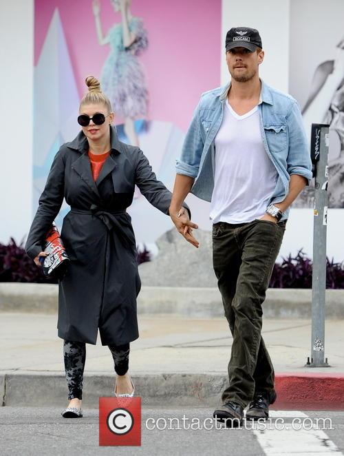 Fergie and Josh Duhamel 21