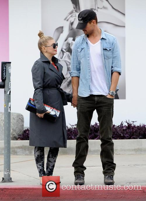 Fergie and Josh Duhamel 6