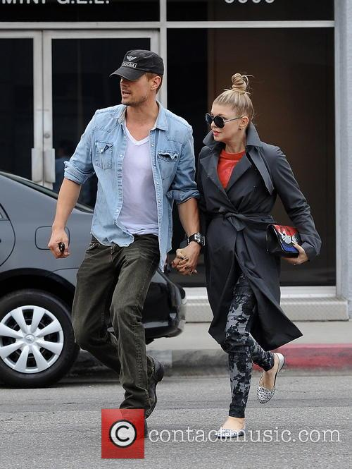 Fergie and Josh Duhamel 4