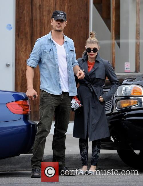 Fergie and Josh Duhamel 23