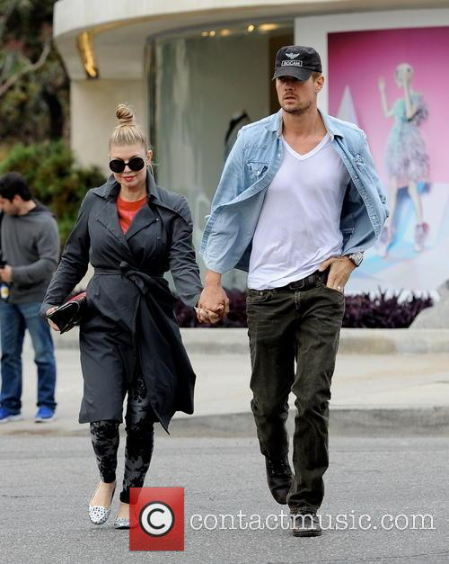 Fergie and Josh Duhamel 39