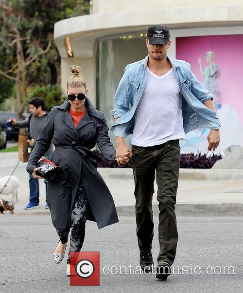 Fergie and Josh Duhamel 17