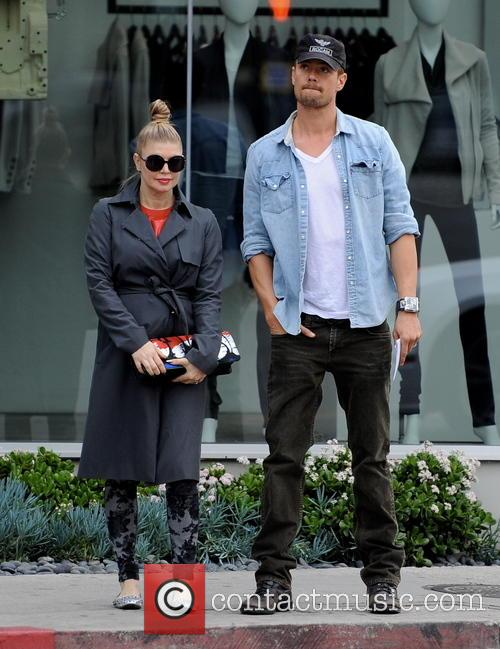 Fergie and Josh Duhamel 31