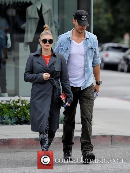 Fergie and Josh Duhamel 34