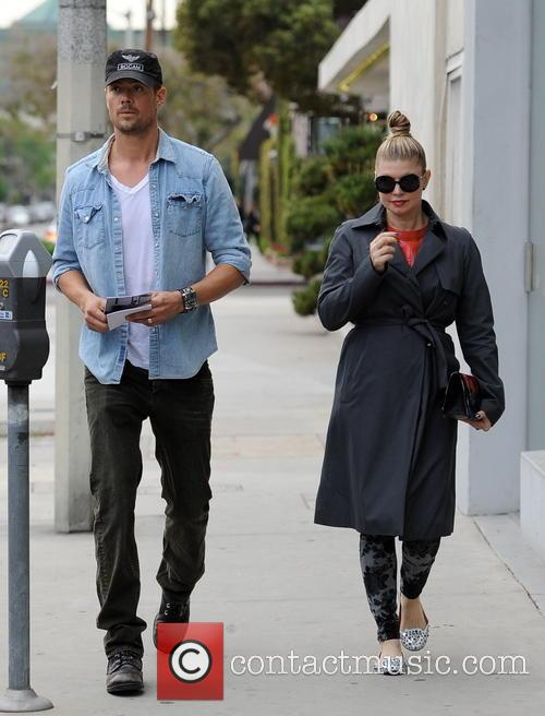 Fergie and Josh Duhamel 25