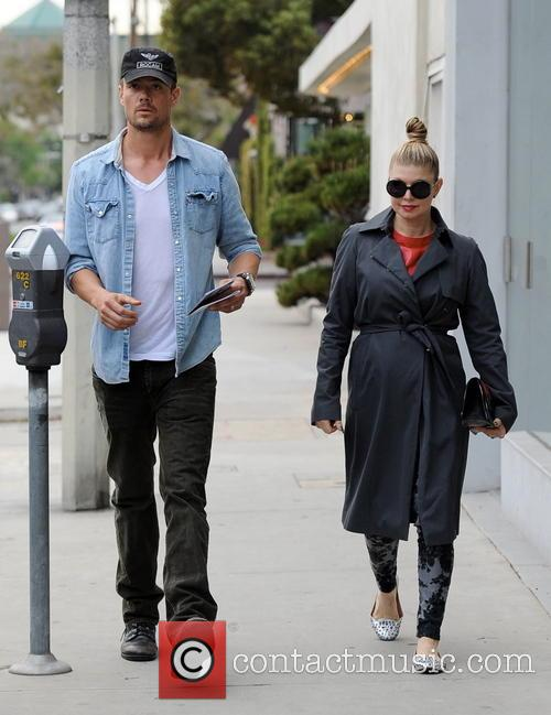 Fergie and Josh Duhamel 1