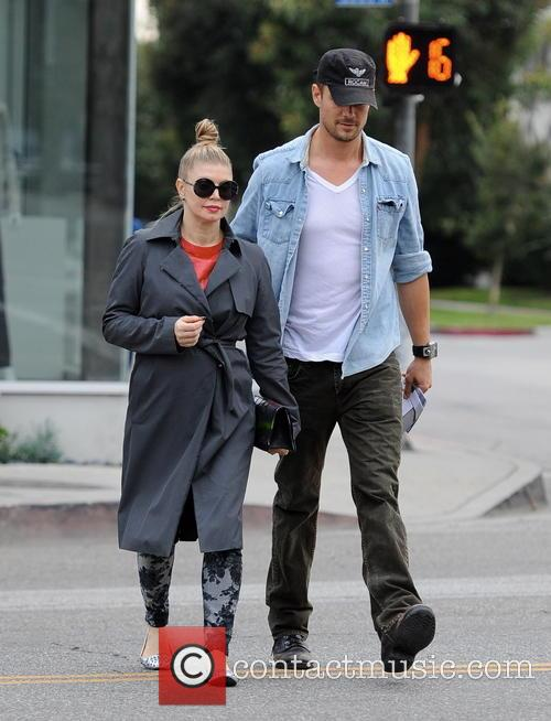 Fergie and Josh Duhamel 8
