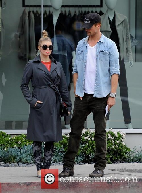 Fergie and Josh Duhamel 33