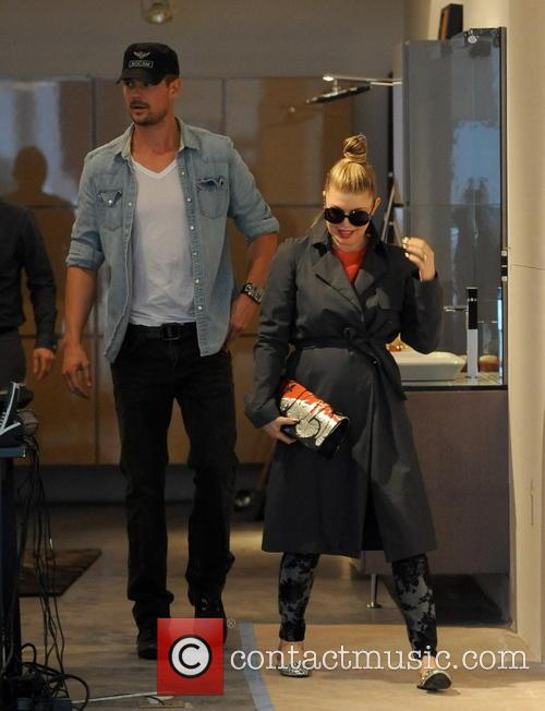 Fergie and Josh Duhamel 11