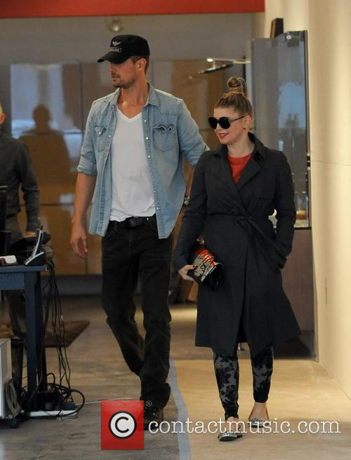 Fergie and Josh Duhamel 14