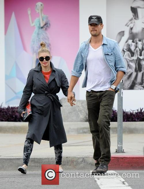 Fergie and Josh Duhamel 38
